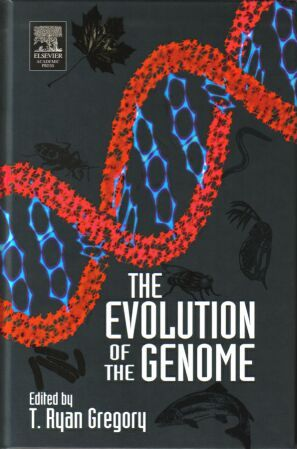 The *evolution of the genome / edited by T. Ryan Gregory. - Amsterdam [etc.] : Elsevier, ©2005. - XXVI, 740 p. : ill. ; 24 cm.