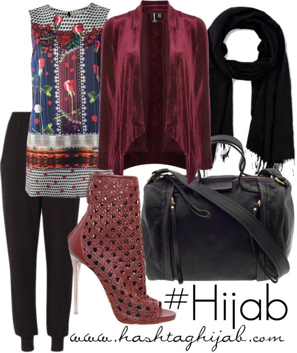 Hashtag Hijab Outfit #212