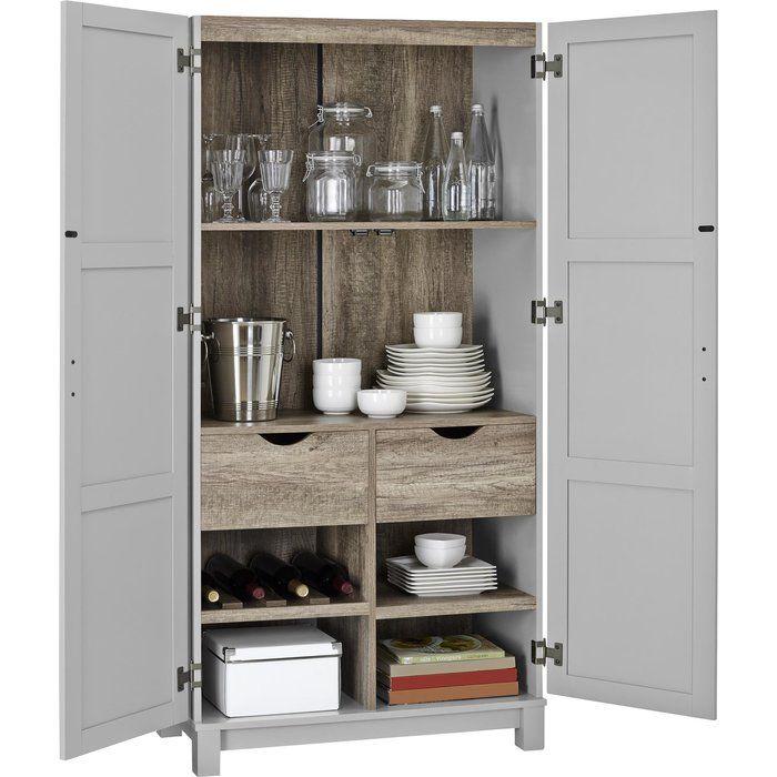 Andover Mills Zahara 2 Door Storage Cabinet Reviews Wayfair Laundry Room Storage Shelves Storage Cabinet Door Storage
