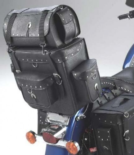 Kit Borsa da schienalino Bike Pak con rivetti