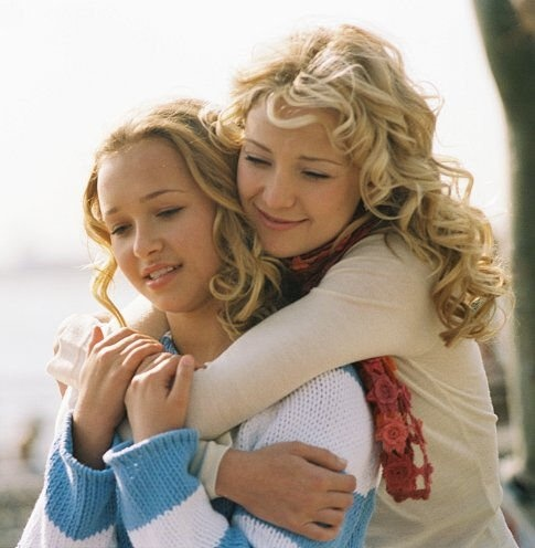 Still of Kate Hudson and Hayden Panettiere in Raising Helen