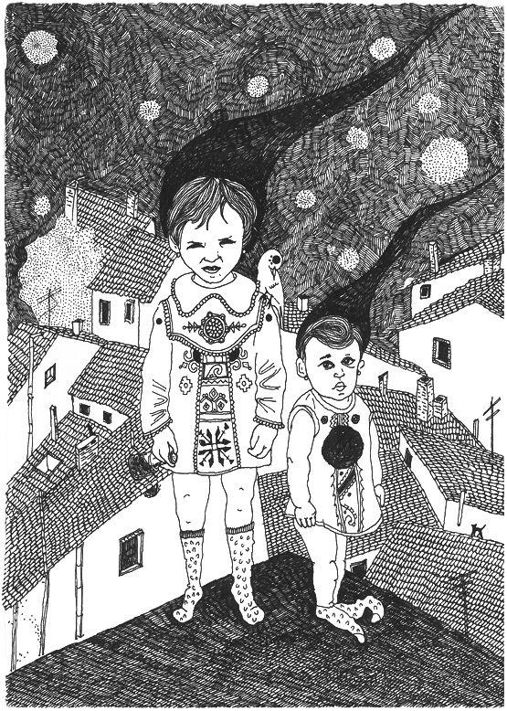 Kids on my street '13 - By Licsandra