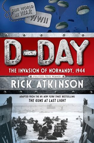 June 6, 1944. They came by sea and by sky to reclaim liberty from the occupying Germans. As the allied forces stormed the beaches of Normandy, they turned tide to World War II. In clear and accessible prose, Pulitzer prize winner and New York Times best selling author Rick Atkinson captures the events and the spirit of that day-the day that led to the liberation of western Europe from Nazi Germany's control.