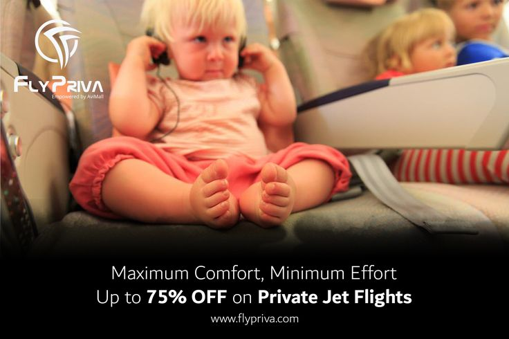 Maximum Comfort, Minimum Effort ! Up to 75% off on private jet flights Step 1: Add your flight details on Empty Leg Search. Step 2: Choose 3 brokers at your specified locations. Step 3: Enjoy your discounted full private jet experience. Visit FlyPriva.com and search available private jets anywhere in the world at affordable prices