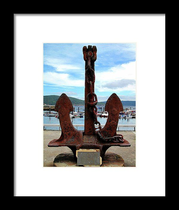 Finisterre Anchor by mARTine