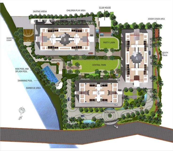 Landscape Apartment T 236 M Với Google 01 Qh Landscape