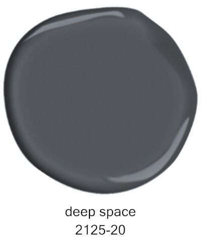 17 best images about benjamin moore blacks granites on for Deep space benjamin moore