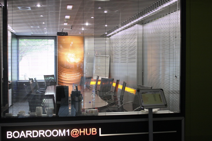 The perfect place to have business meetings. The Innovation Hub in Pretoria www.theinnovationhub.com