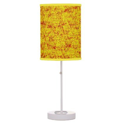 Red Mountain Decorative Yellow Lamp Shades - red gifts color style cyo diy personalize unique