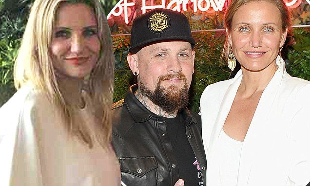 Cameron Diaz says she's very different from Benji Madden | Daily Mail Online