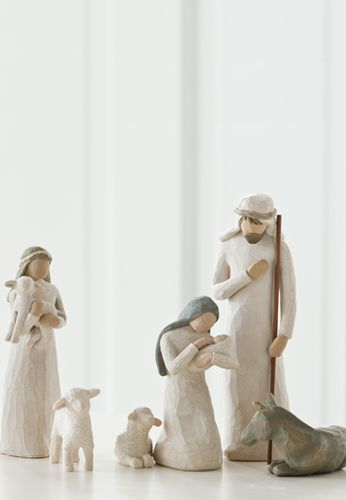 Nativity by Willow Tree – Focus LifeStyle Boutique