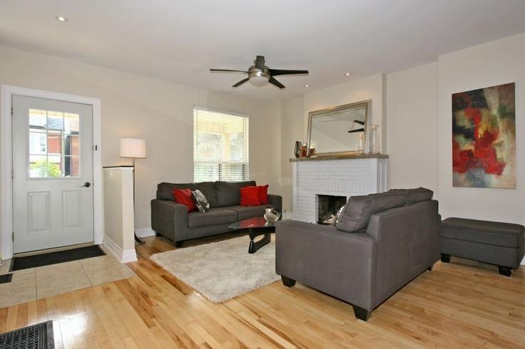 112 Bertmount Avenue | Leslieville | Toronto | http://www.sagerealestate.ca/listings/112-bertmount-avenue-leslieville-toronto/