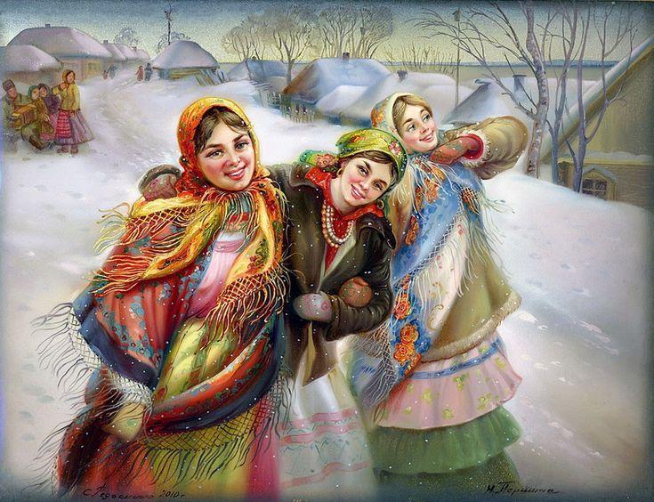 Картинки камчадалы с новым годом