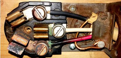 Replacing a 240v Dryer Outlet and Cord Tales From a Handy