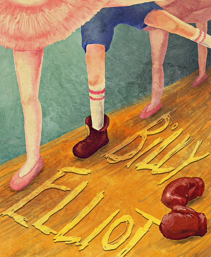 Billy Elliot Poster by DeadlyCouncil.deviantart.com on @deviantART