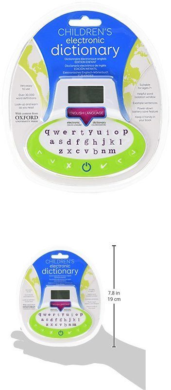 Dictionaries and Translators: That Company Called If Childrens Electronic Dictionary -> BUY IT NOW ONLY: $53.43 on eBay!