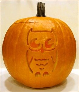 Free pumpkin carving patterns (for fall party)