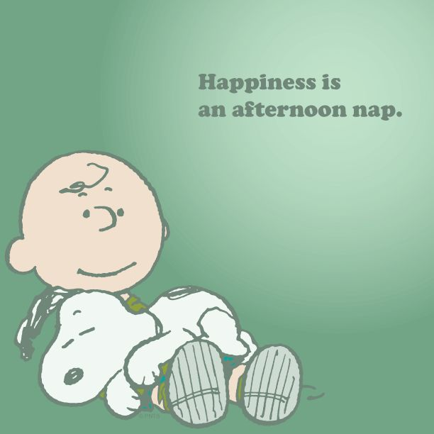 Happiness is an afternoon nap.  Best when it's with the bestie, my rock, My best half of me.