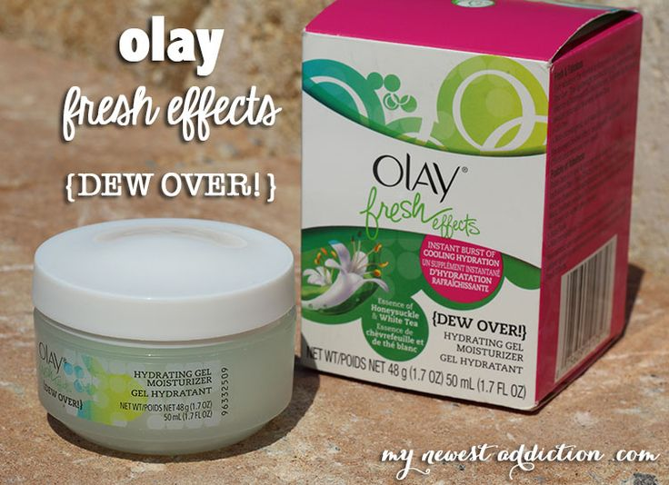 Olay Fresh Effects Dew Over! - My Newest Addiction #spon #FreshAMGirls #FreshEffects
