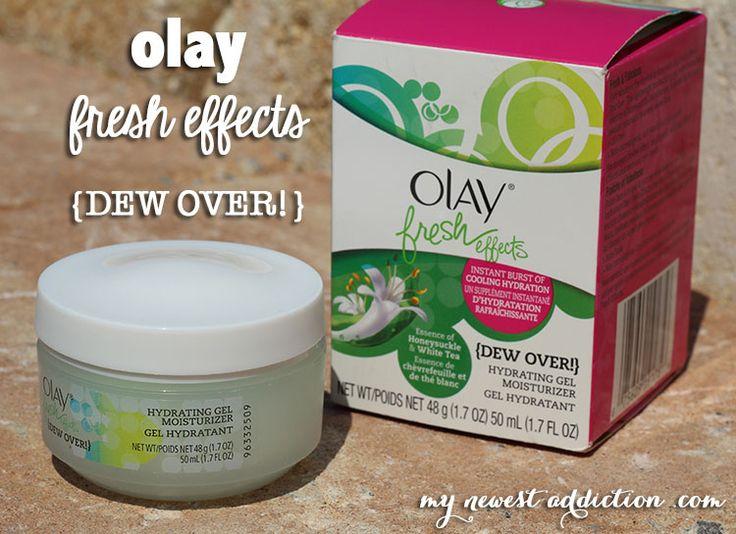 Olay Fresh Effects Dew Over! - My Newest Addiction #spon #FreshAMGirls #FreshEffects
