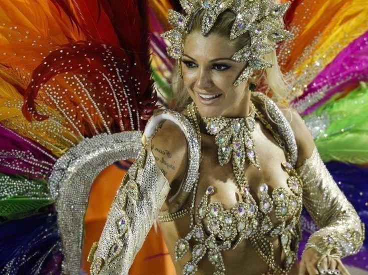 Au Carnaval de Rio