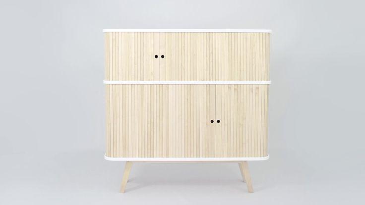 MO-OW design  Hk0.75*2 cupboard design for life