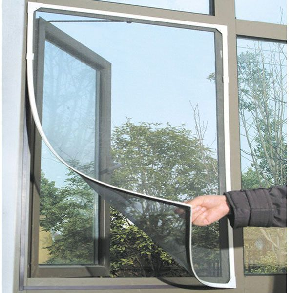 DIY Insect Fly Bug Mosquito Net On The Door Window Net Netting Mesh Screen Curtain Protector Flyscreen Worldwide