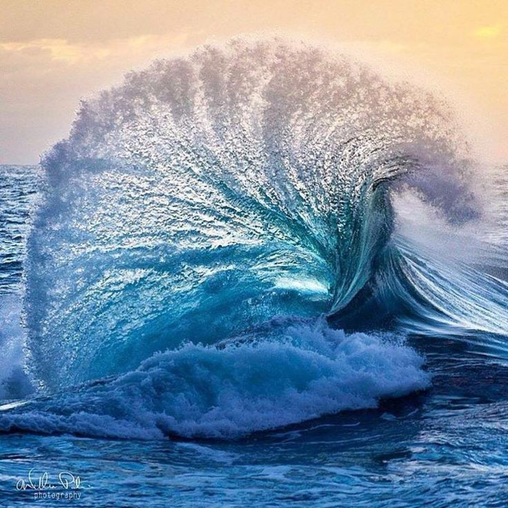 Best Wave Images On Pinterest Ocean Waves Oceans And The Wave - Incredible photographs of crashing ocean waves by ben thouard