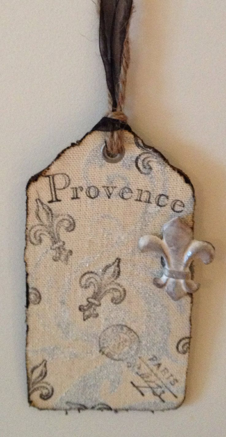 Provence tag by di aime