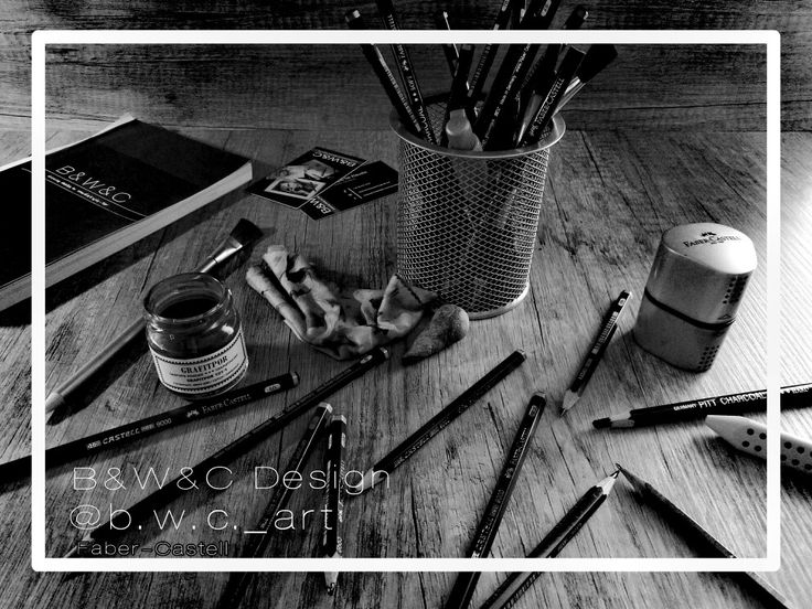 My brand ❤ B&W&C Design Instagram: @klau.tar                    @b.w.c._art