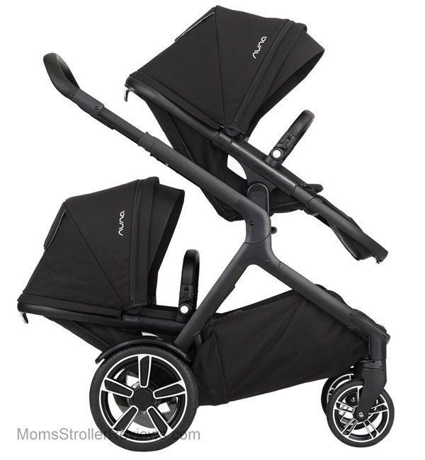 Nuna Demi Grow 2018 Stroller Review Double Strollers