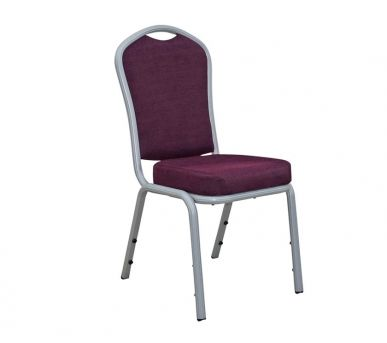 VICO: The Vico banquet chair features Alloyfold's trademark durability and functionality. The Floret tube shape adds additional strength, whilst still retaining the lightweight qualities of an aluminium frame.  This is a great option for conference centre seating, clubrooms seating, event venue seating or banquet seating.
