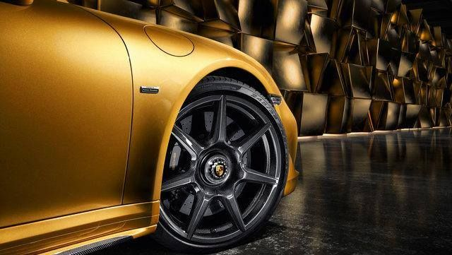 #excellence #porsche #911turbosexclusiveseries Braided carbon wheels for the Porsche 911 Turbo S Exclusive Series What's new on Lulop.com http://ift.tt/2wq28cX