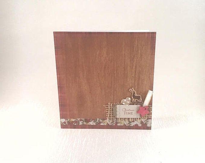 ON SALE Christmas card,christmas gift,christmas decorations,greeting cards,christmas,christmas cards online,christmas cards handmade,rustic