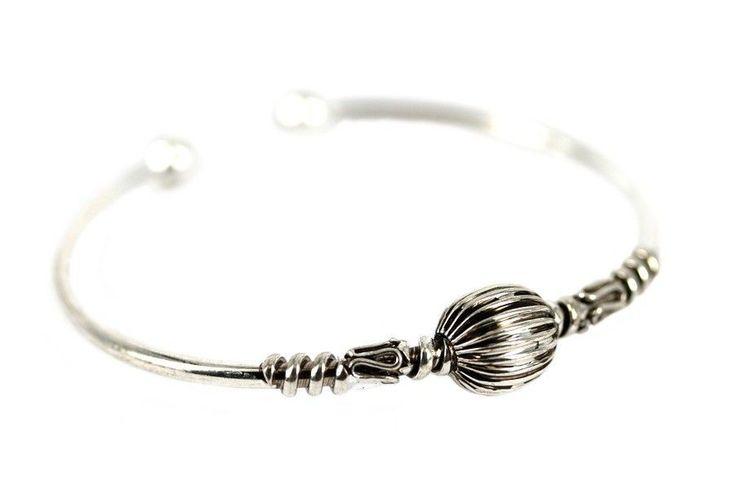 """""""Bracelet jonc du Népal""""-Bracelet bijoux du Népal"""
