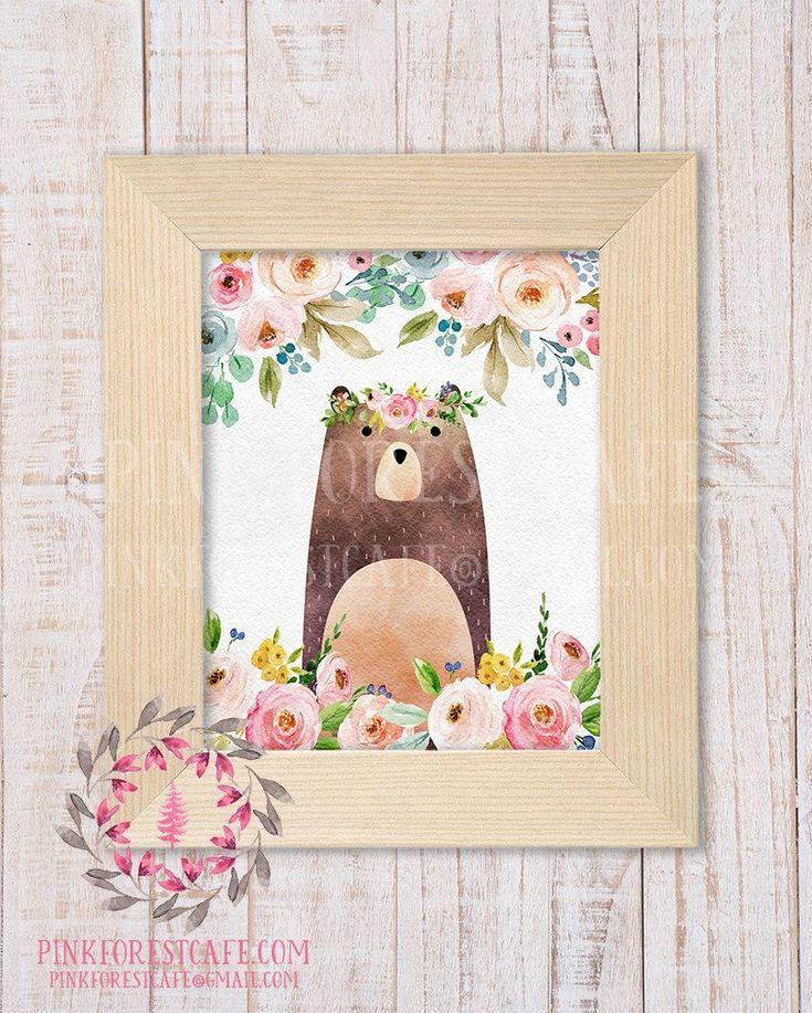 Top 25 Best Teddy Bear Nursery Ideas On Pinterest Bear