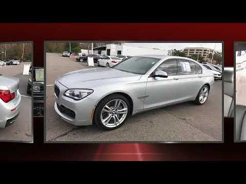 2015 BMW 7 Series 750Li In Winter Park FL 32789