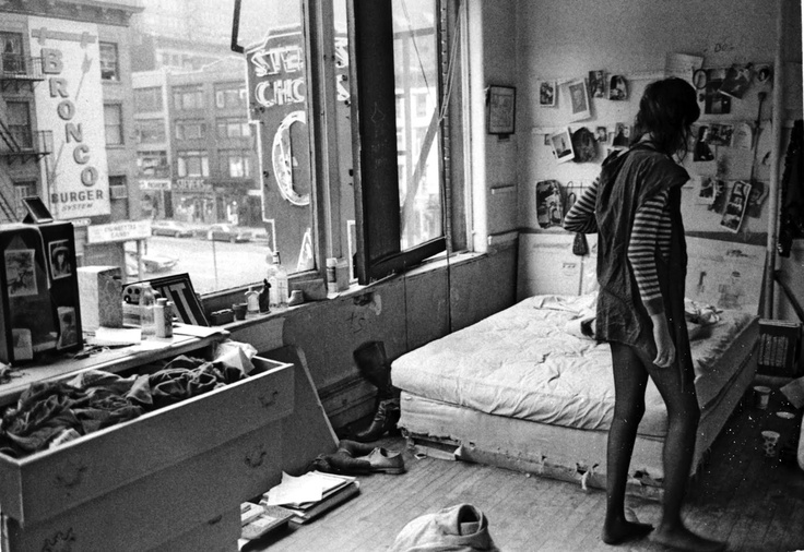 JUST KIDS. Patti Smith & Robert Mapplethorpe