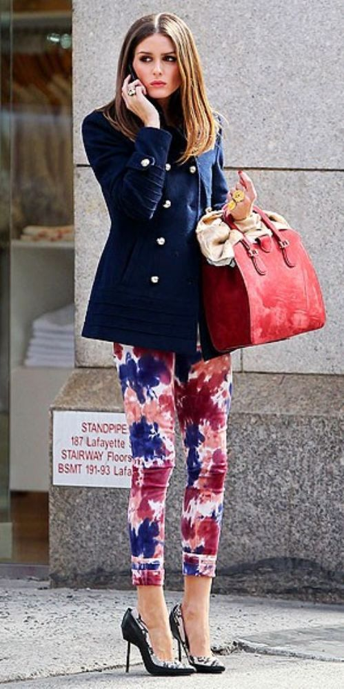 38 Top Street Style Olivia Palermo Style Goddess Pinterest Palermo Pants And Street Styles
