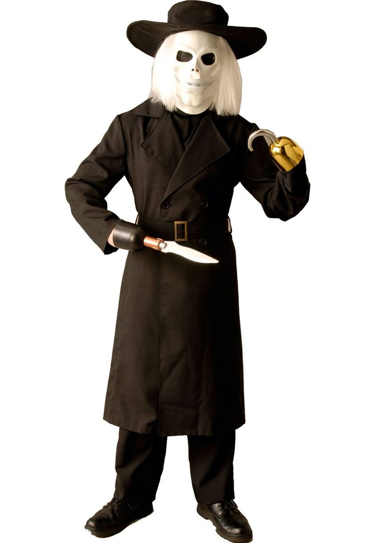 puppet master blade costume halloween costumes at escapade uk escapade fancy dress on - Triple H Halloween Costume