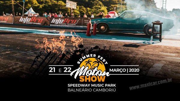 Motor Show Summer Fest 2020 Balneario Camboriu Sc Encontro De