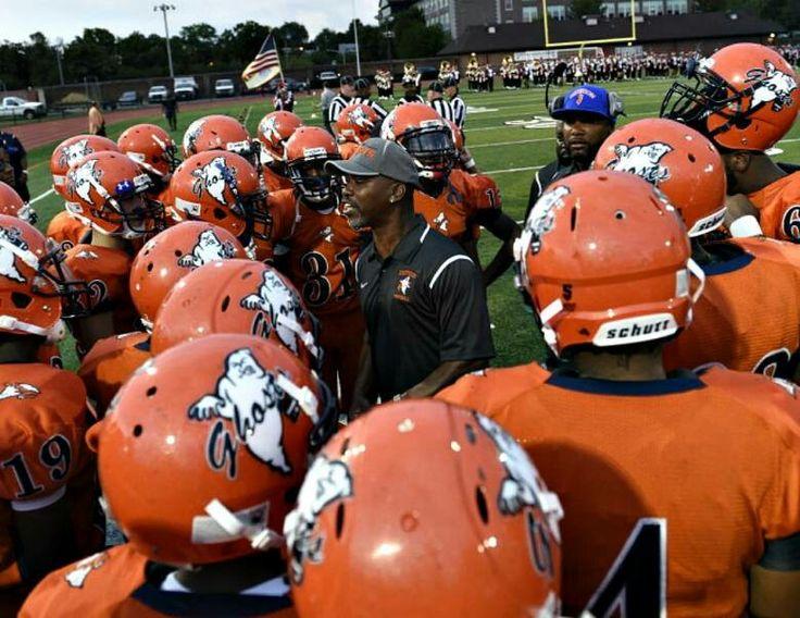 Paterson Nj Eastside High School Ghosts Football Team