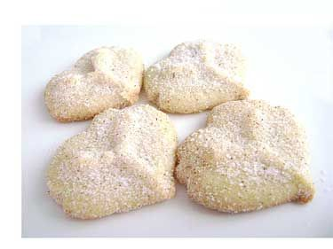 cinnamon sugar biscochos, i.e., mexican wedding cookies | Wedding ...