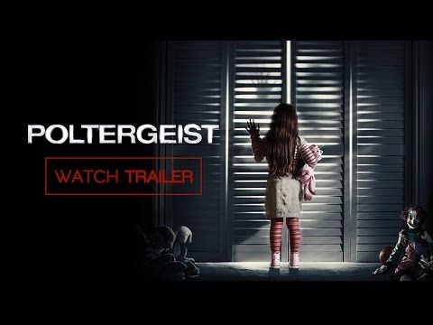 jummm no creo que mejore a la original... ¬¬ #LetMeSee Poltergeist | Trailer #1 | Official HD Trailer | 2015 - YouTube