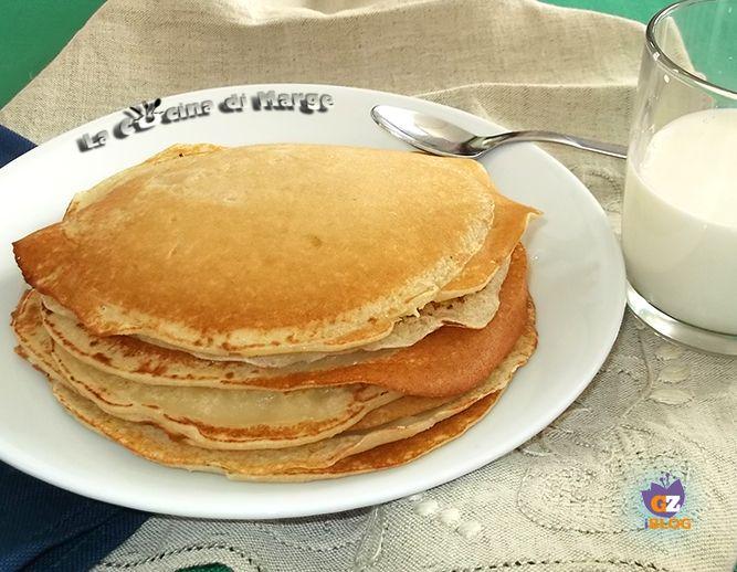 Crepes senza uova-ricetta light | La Cucina di Marge