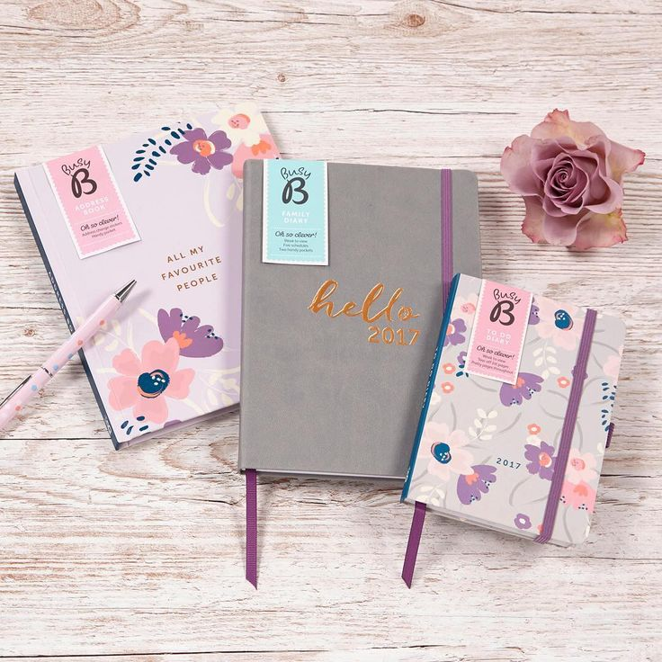 Apologies to anyone who had trouble with our website last night. Our new range was so popular that the site was super busy! All sorted now if you didn't manage to grab your goodies #busyb #stationeryaddict #2017 #diaries #calendars