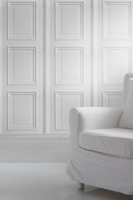 White Panelling by Young & Battaglia