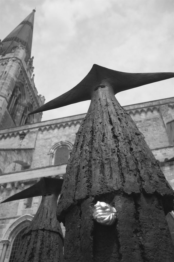 postcardsfrom1971: Philip Jackson @ Chichester Cathedral