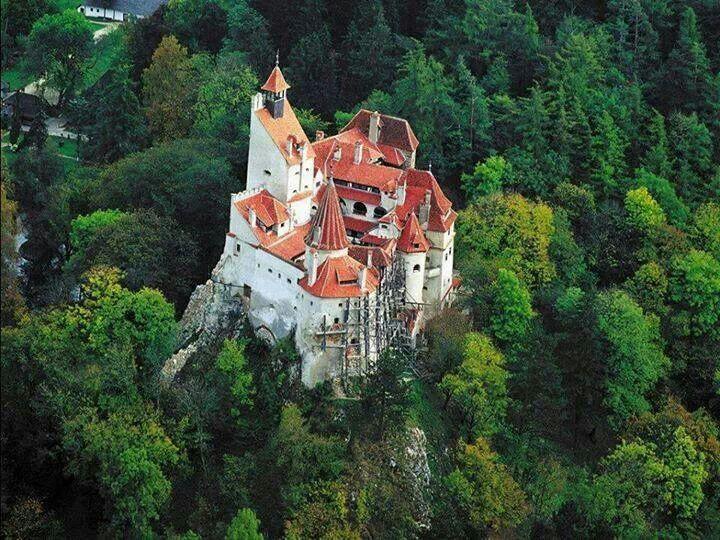Dracula's Castle - Romania