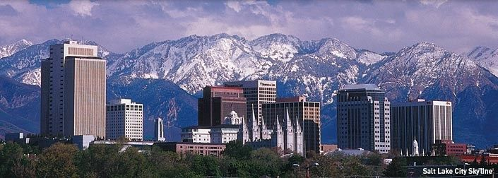 Ooh I want to go to the greek festival and the christkindlmarkt! 20 Things to Do in Salt Lake City